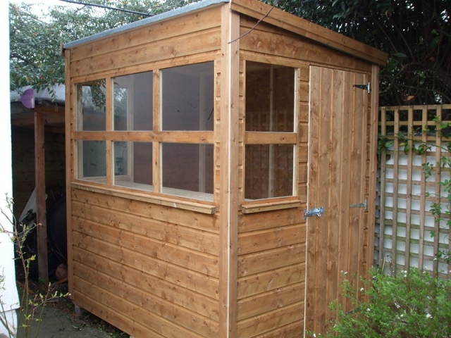 Potting Shed Range 8ft x 6ft