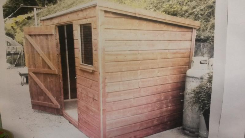 Premium Lean To Range 6ft x 4ft