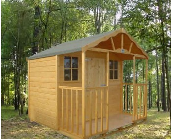 Summer Chalet Range 14ft x 8ft