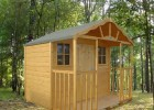 Summer Chalet Range 8ft x 8ft