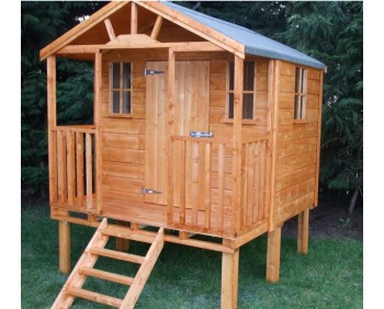 Kids Tree House Range 10ft x 6ft