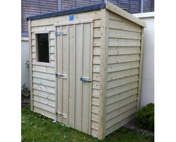 Overlap Lean To Range 7ft x 5ft
