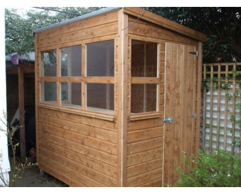 Potting Shed Range 6ft x 6ft