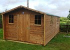 Premium Lodge Range 18ft x 8ft