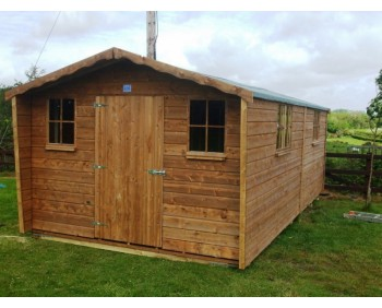 Premium Lodge Range 12ft x 8ft